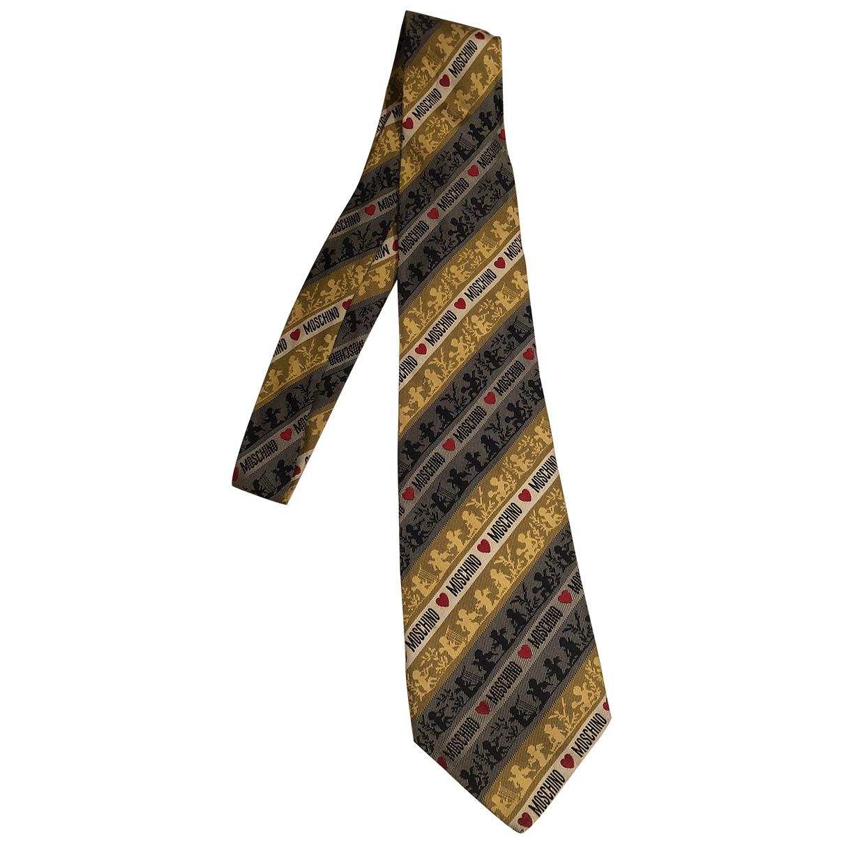 Moschino Cheap And Chic \N Silk Ties for Men \N