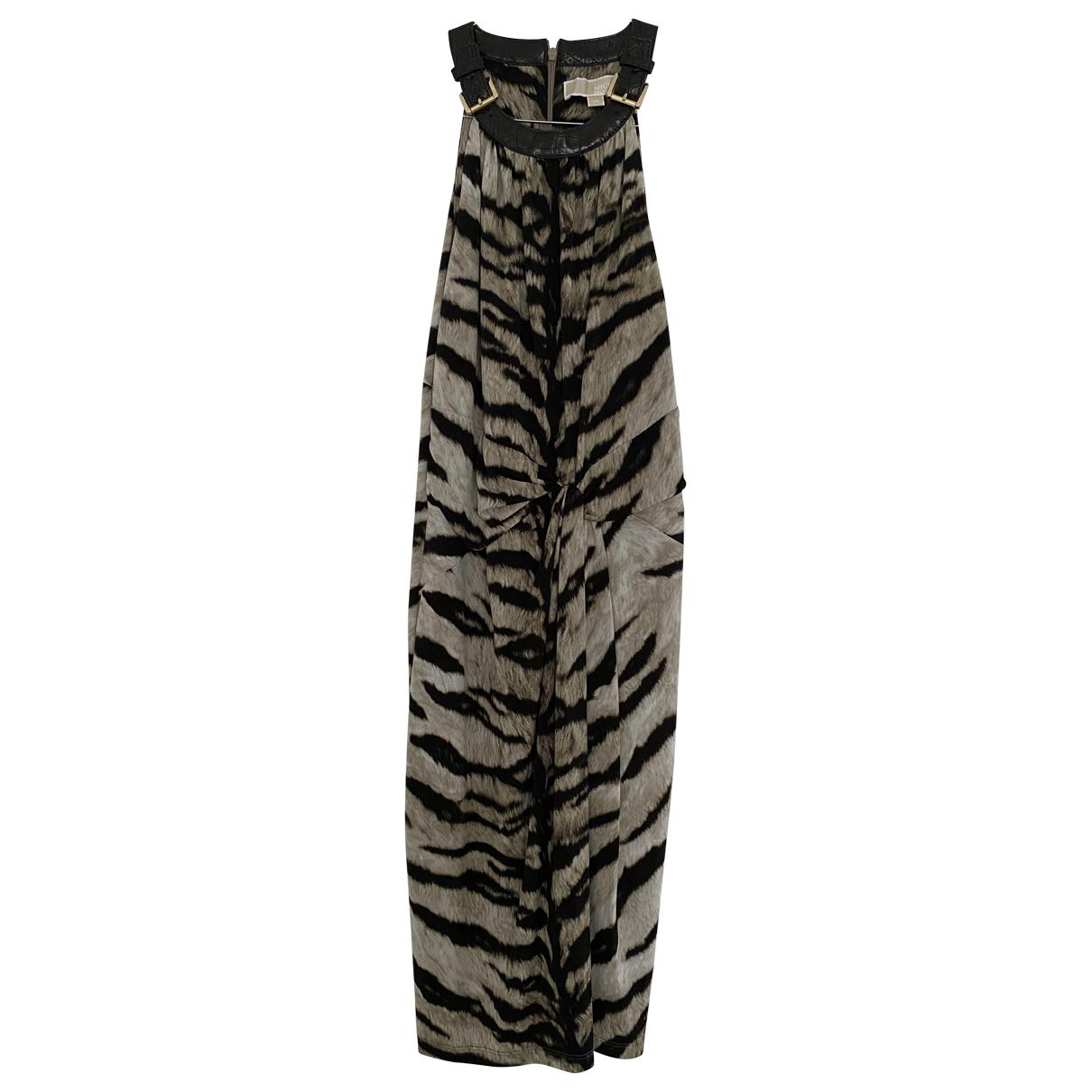 Michael Michael Kors \N Kleid in  Bunt Polyester