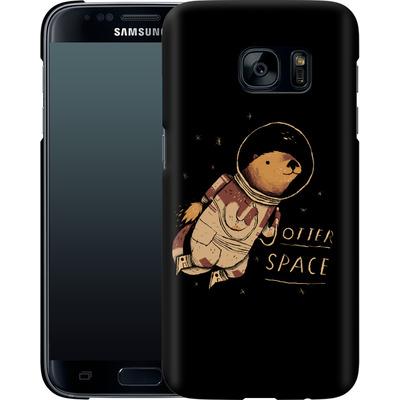 Samsung Galaxy S7 Smartphone Huelle - Otter Space von Louis Ros
