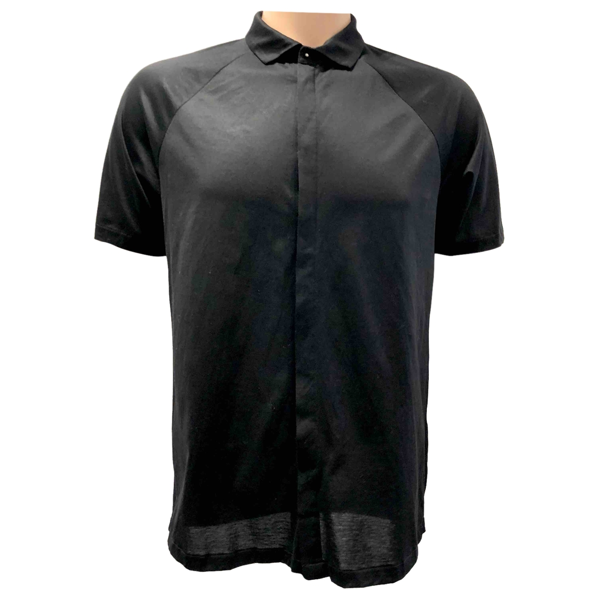 Hugo Boss \N Black Cotton Polo shirts for Men L International