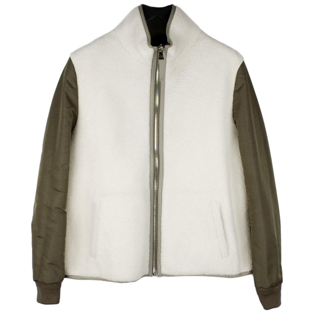 Louis Vuitton - Vestes.Blousons   pour homme en mouton - kaki