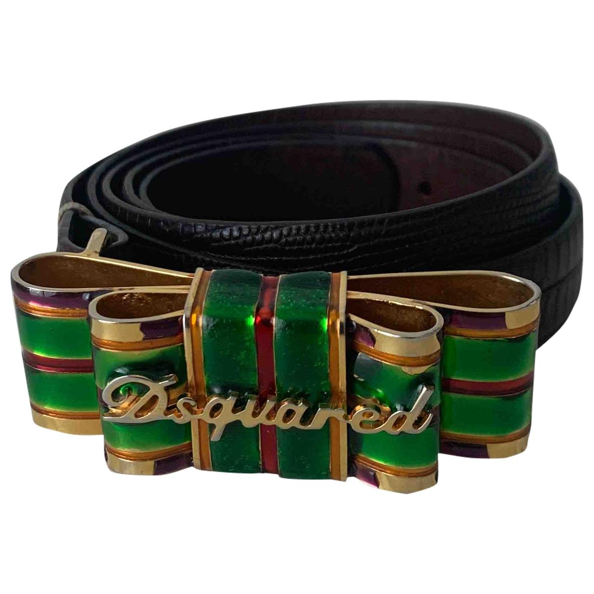 Cinturon Dsquared2