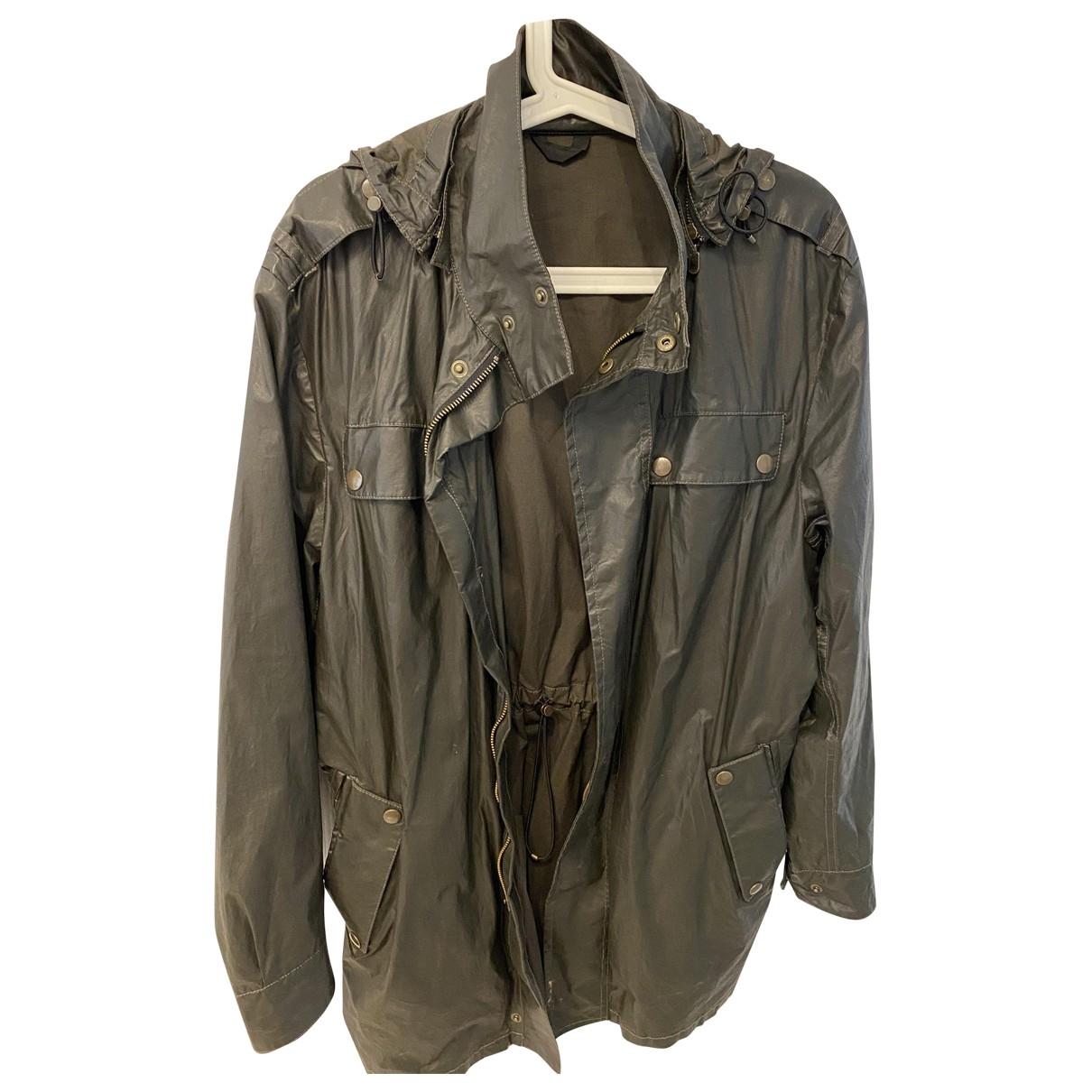 Belstaff - Manteau   pour femme en coton - marron