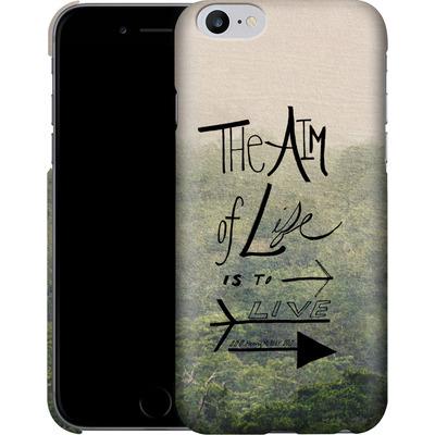 Apple iPhone 6s Plus Smartphone Huelle - Aim of Life von Leah Flores