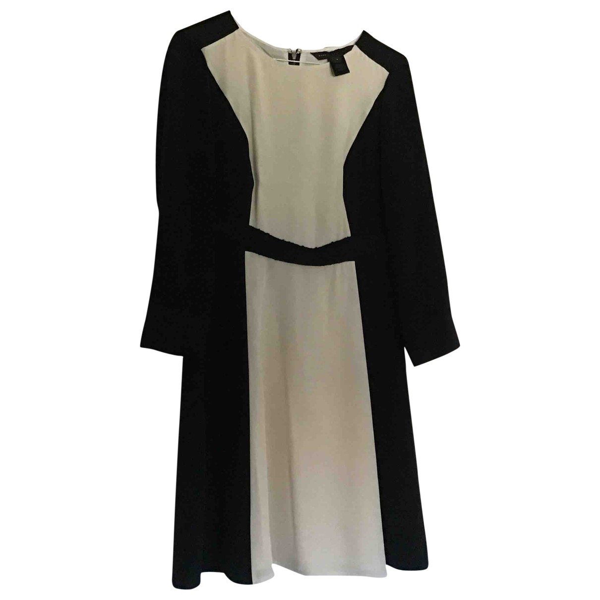 Marc By Marc Jacobs - Robe   pour femme en soie - blanc
