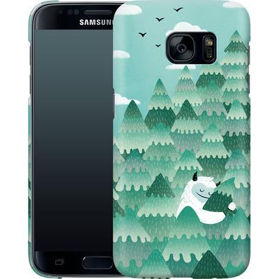 Samsung Galaxy S7 Smartphone Huelle - Tree Hugger von Little Clyde