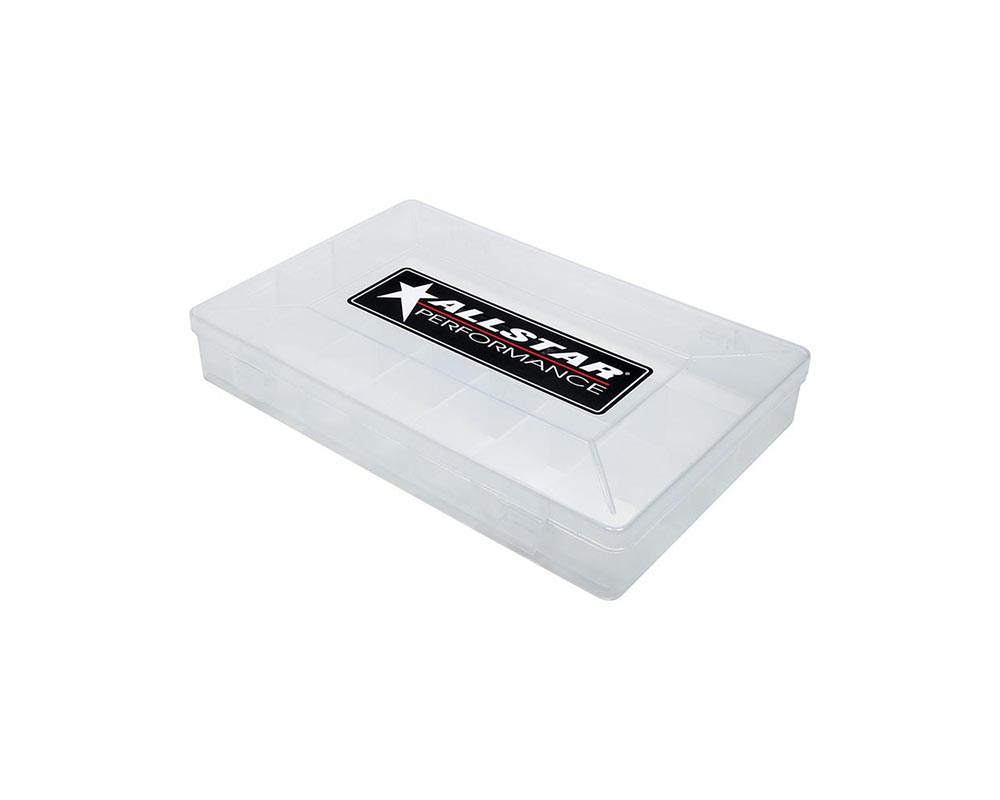 Allstar Performance ALL14360 Plastic Storage Case 15 Comp 11x7x1.75 ALL14360