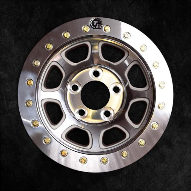 TR Wheels HD15 15x9 Beadlocked Wheel