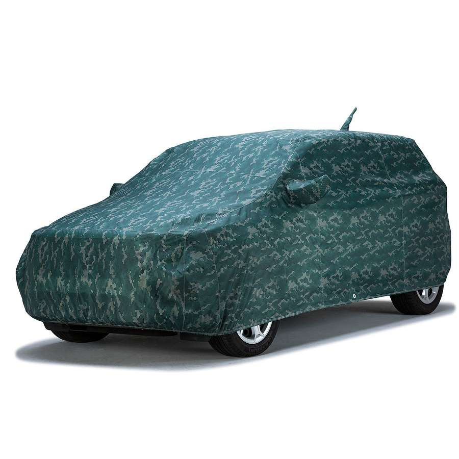 Covercraft C9812KC Grafix Series Custom Car Cover Dot Digital Camo Mercedes-Benz 450SEL 1973-1974