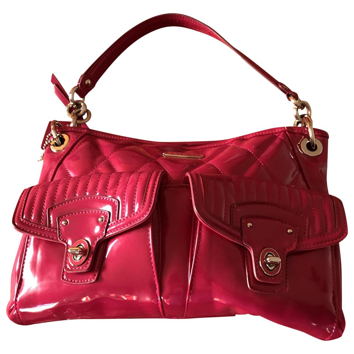 Coach \N Pink handbag for Women \N