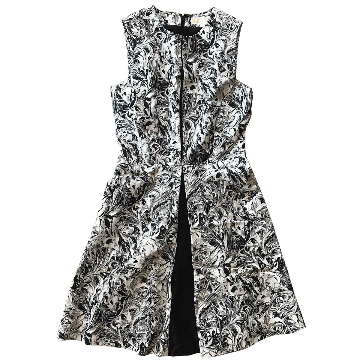 Michael Kors \N Black Cotton dress for Women 2 US