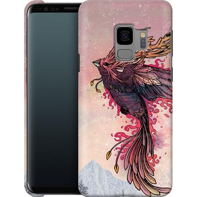 Samsung Galaxy S9 Smartphone Huelle - Phoenix  von Mat Miller