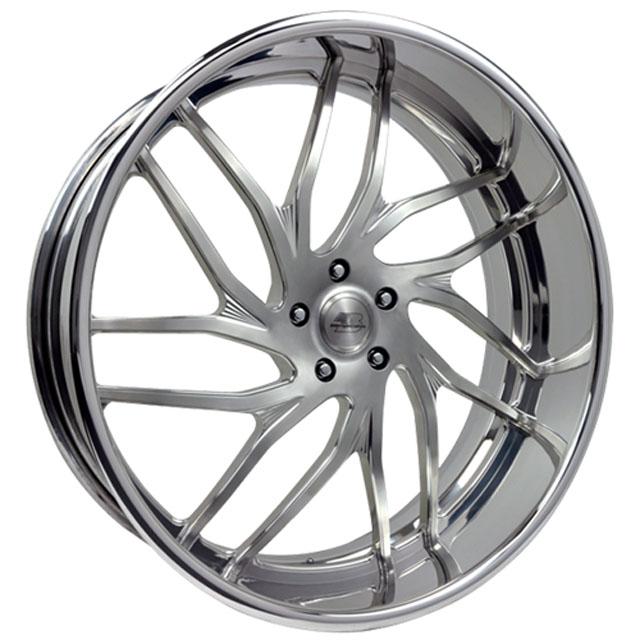 Billet Specialties DT93284Custom BLVD 93 Wheels 28x14