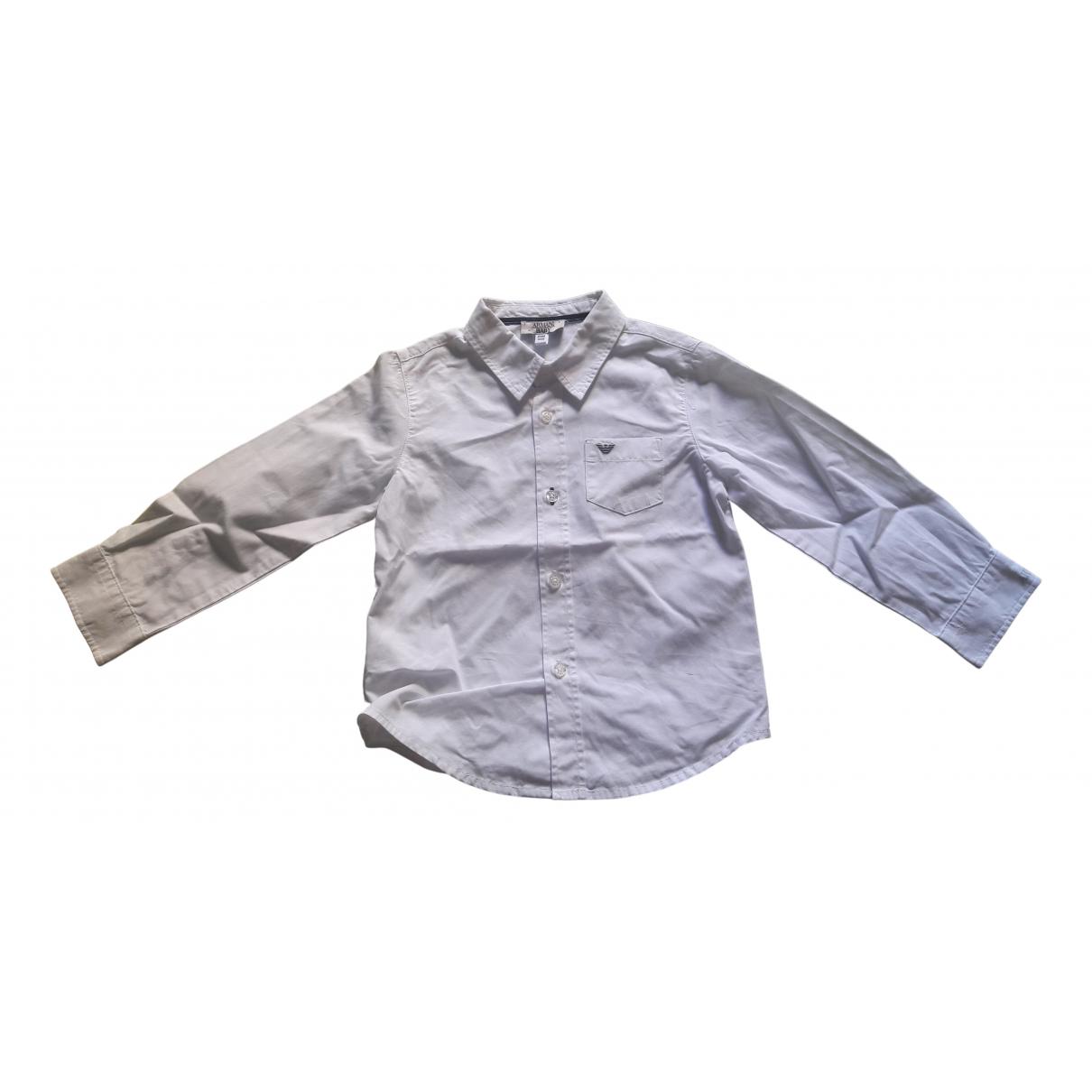 Camisa Armani Baby