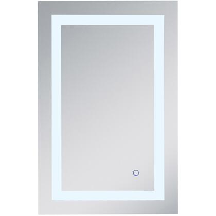 MRE12030 Helios 20In X 30In Hardwired Led Mirror With Touch Sensor And Color Changing Temperature