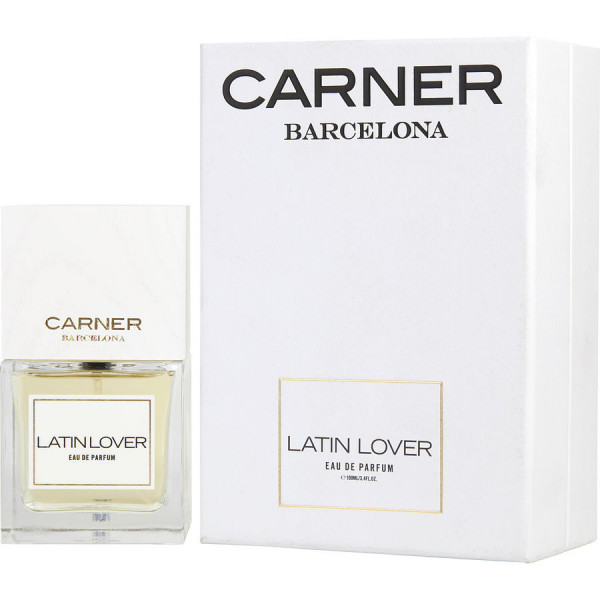 Latin Lover - Carner Barcelona Eau de Parfum Spray 100 ml