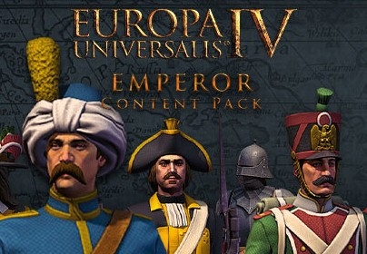 Europa Universalis IV - Emperor Content Pack EU Steam Altergift