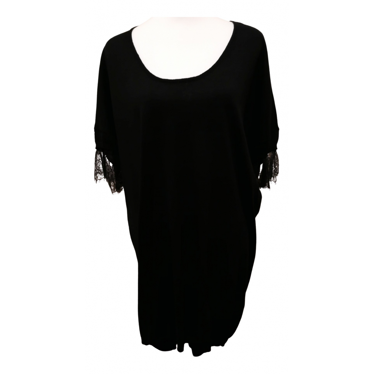 Twin Set \N Black Cotton dress for Women XXL International