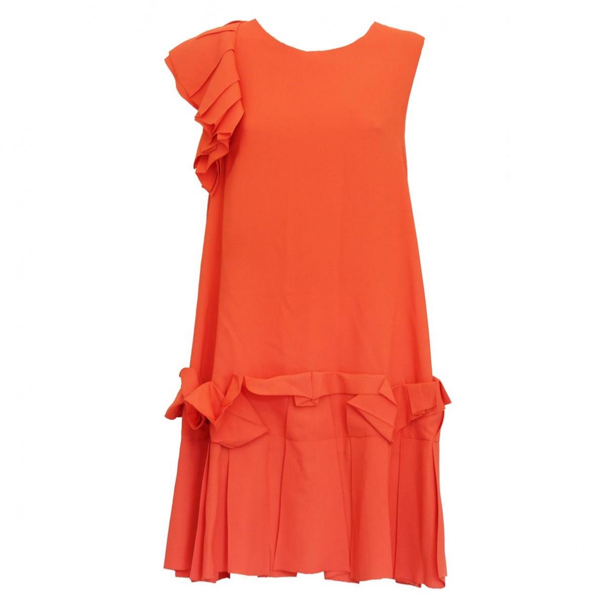 Gianluca Capannolo \N Orange dress for Women 42 IT