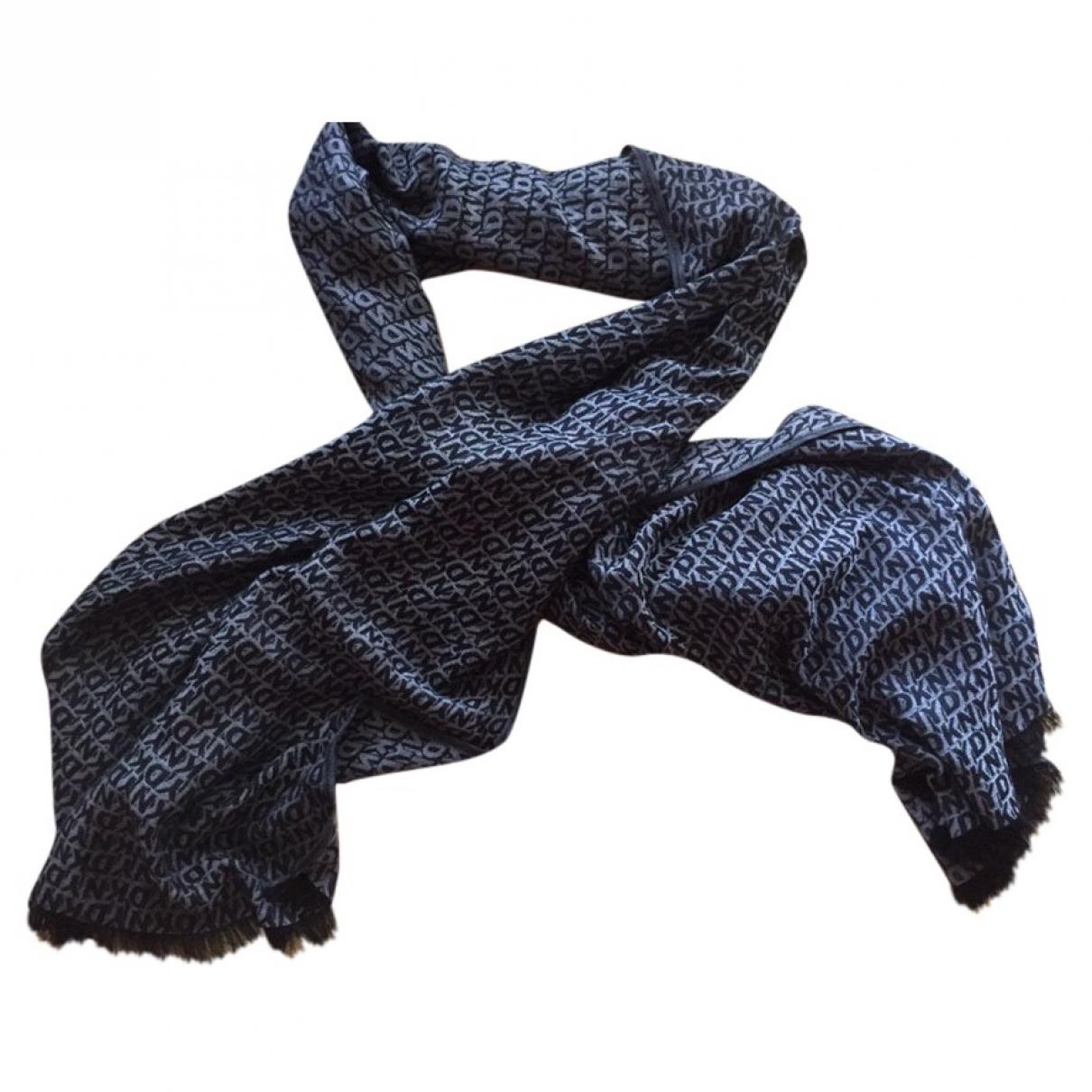 Dkny - Foulard   pour femme - gris