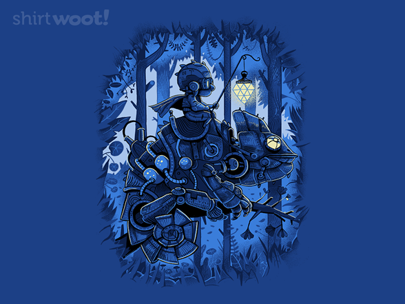 Forest Guardian T Shirt