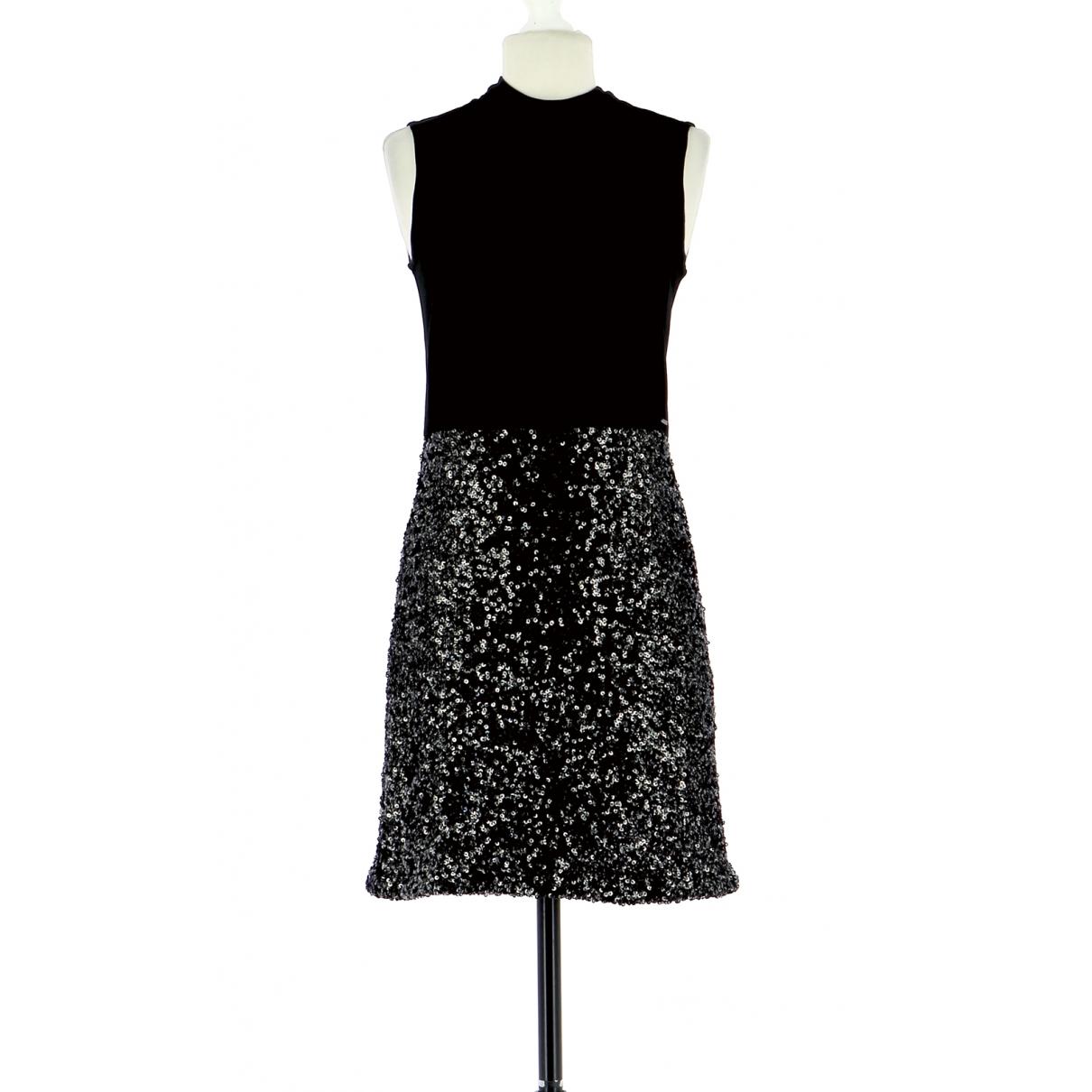 Tommy Hilfiger \N Kleid in  Schwarz Polyester