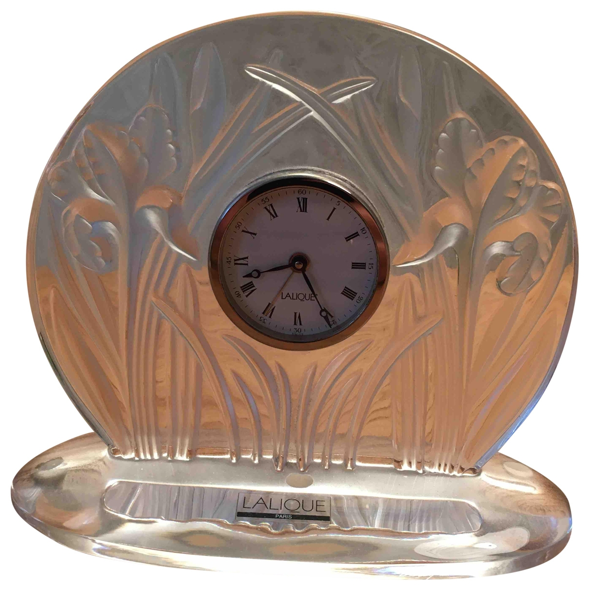 Lalique \N White Crystal Home decor for Life & Living \N