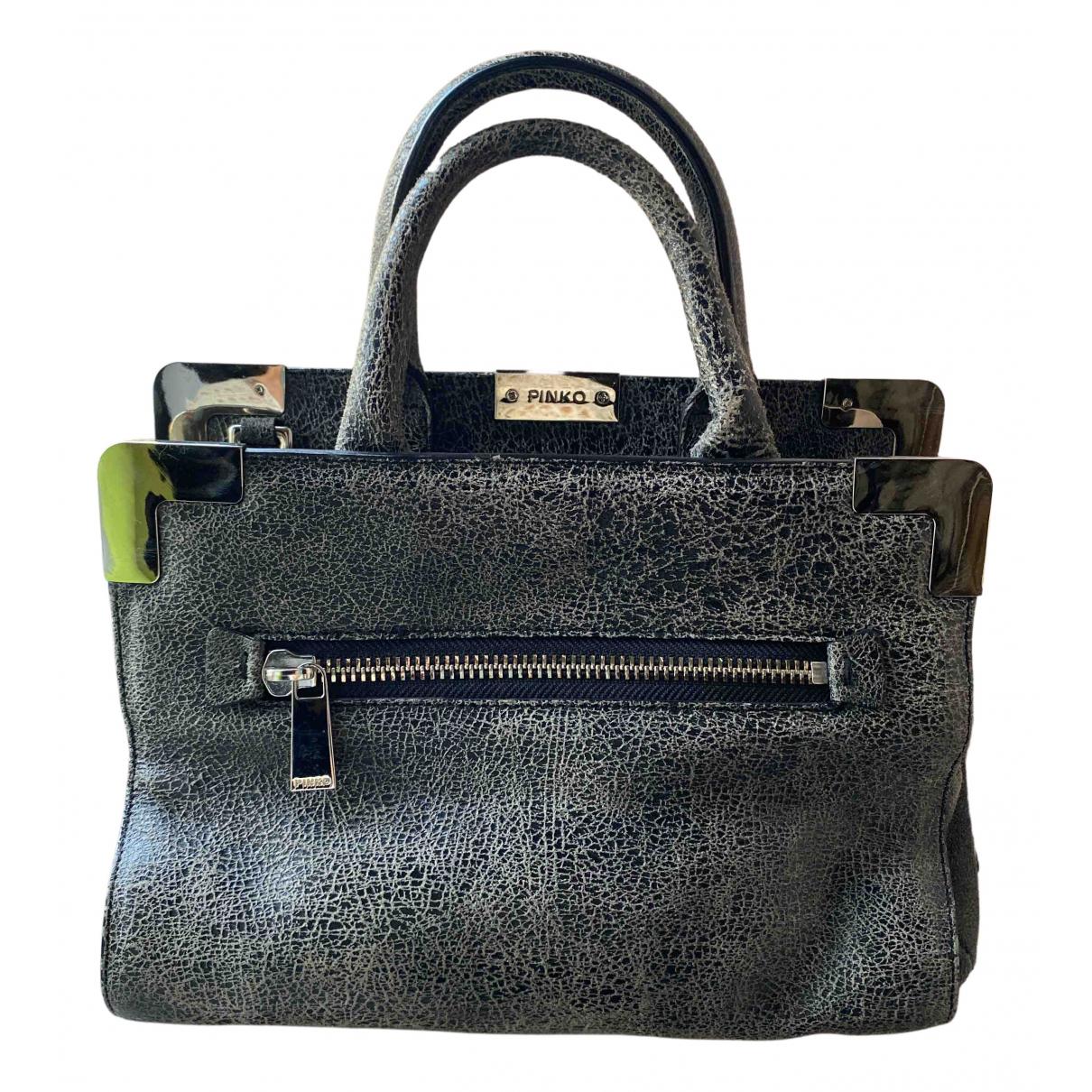 Pinko N Grey Fur handbag for Women N