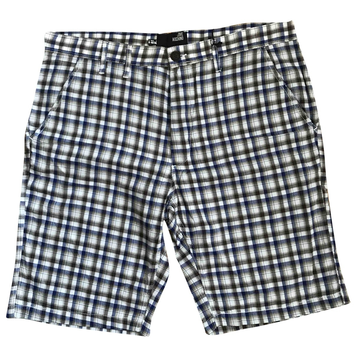 Moschino Love \N Multicolour Cotton Shorts for Men 40 UK - US