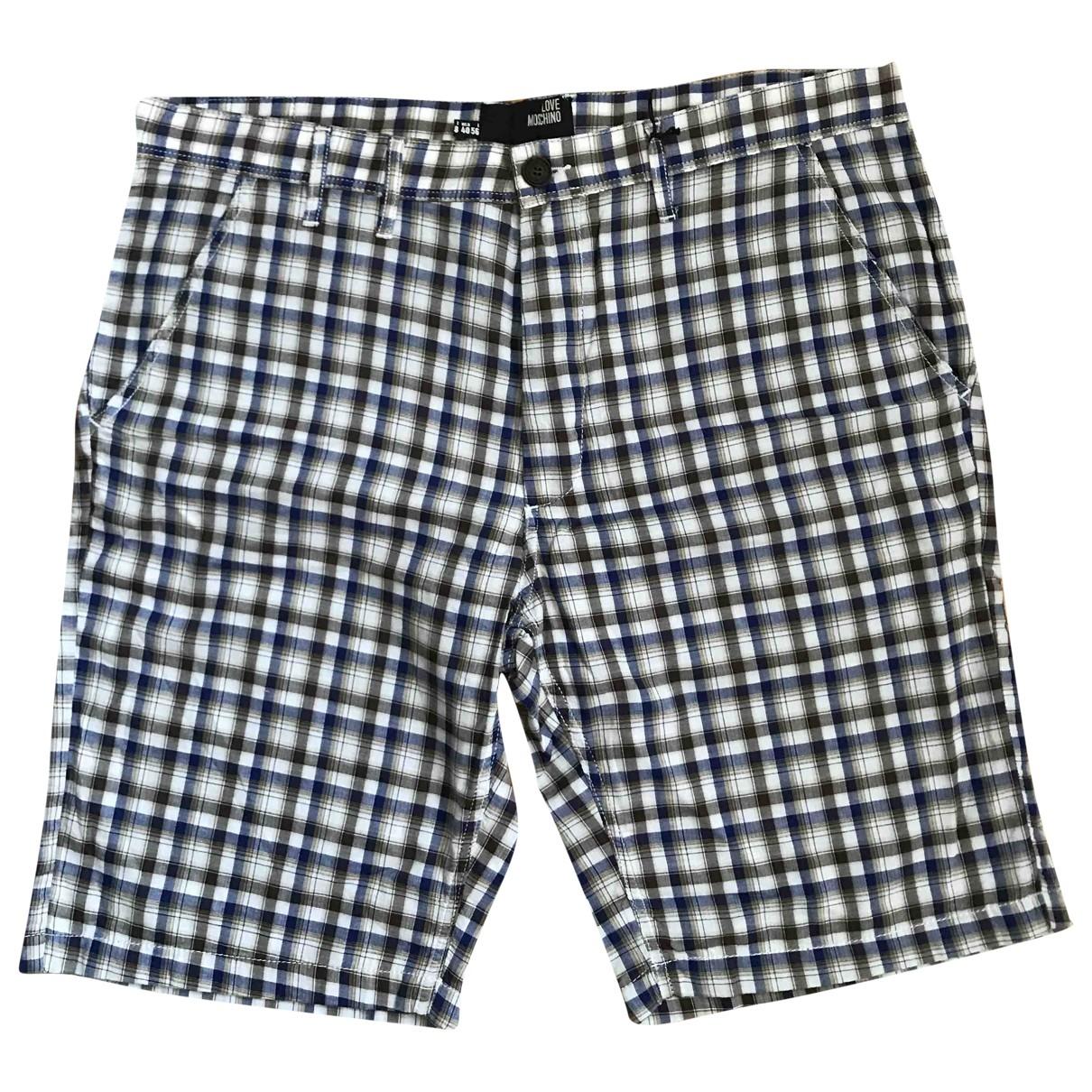 Pantalon corto Moschino Love