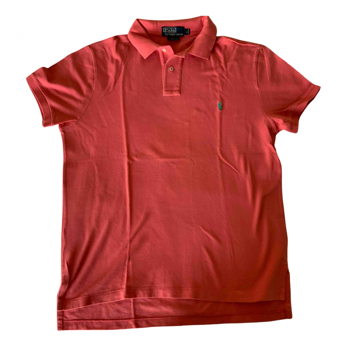 Polo Ralph Lauren Polo classique manches courtes Poloshirts in  Rosa Baumwolle