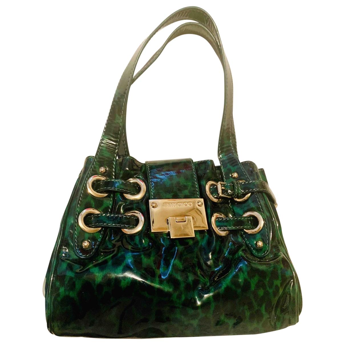 Jimmy Choo \N Handtasche in Lackleder