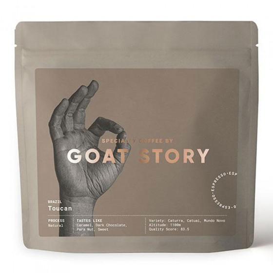 Specialty coffee beans Goat Story