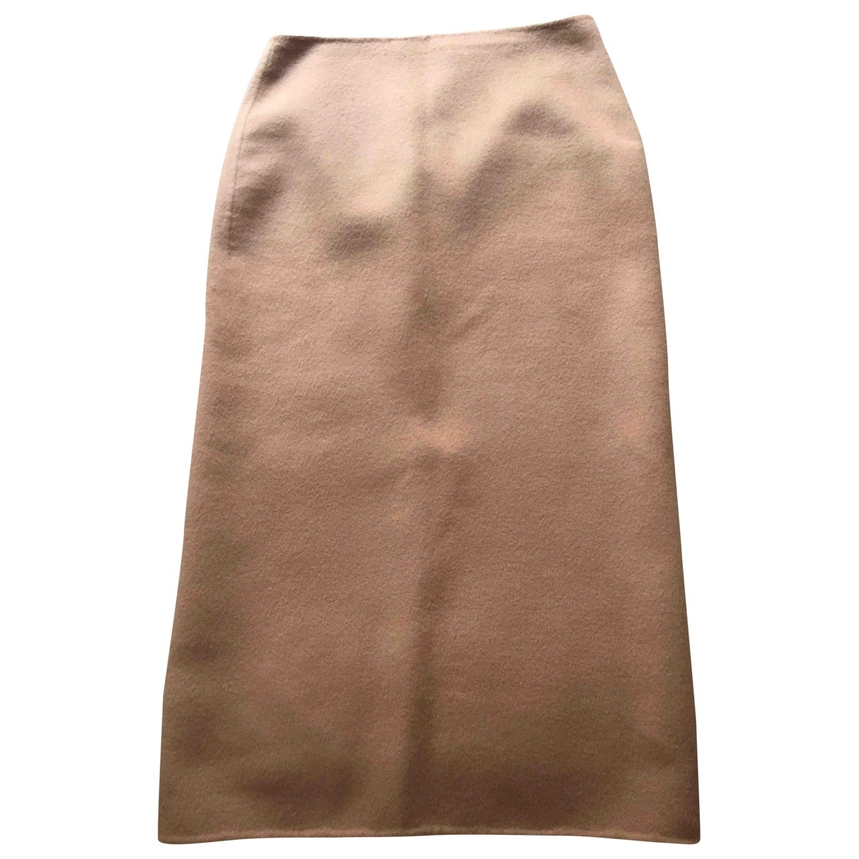 Dsquared2 \N Pink Wool skirt for Women 42 IT