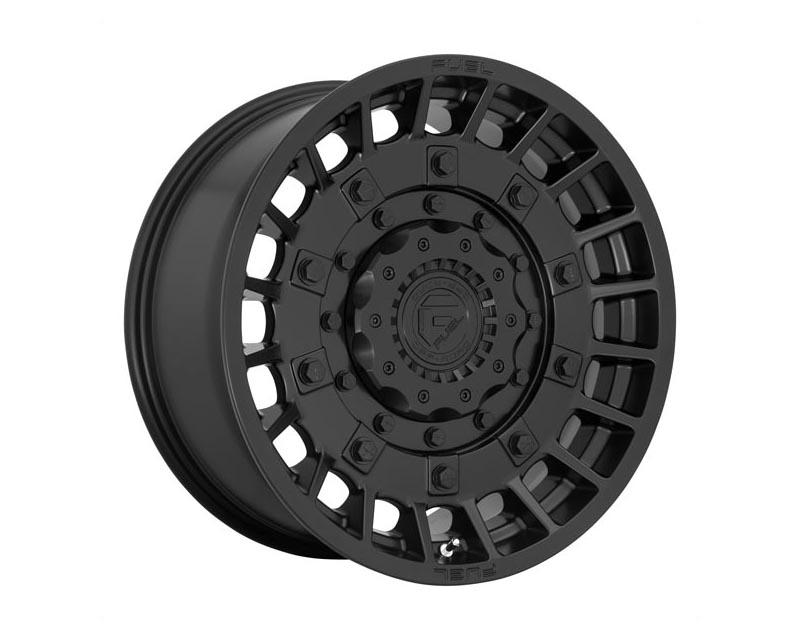 Fuel D723 Militia Wheel 20x9 5x114.3/5x127 1 Matte Black