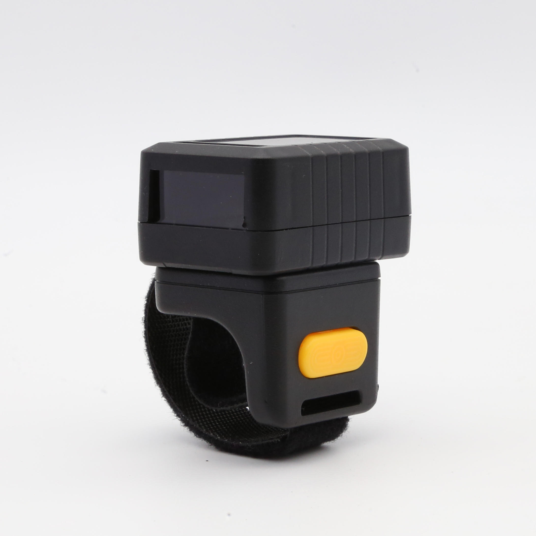 Shangchen SC-HL10 Barcode Scanner Two-dimensional Image Wireless bluetooth Wearable Finger Ring Barcode Scanner
