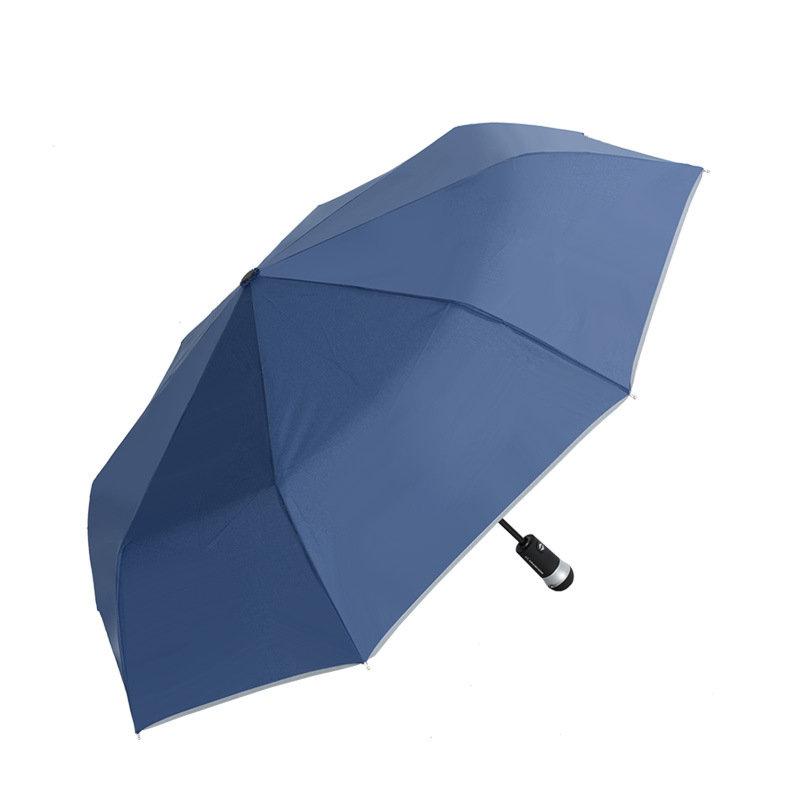 HENGLI RU-01 Multifunctional LED Luminous Automatic Umbrella Women Men Rain Umbrellas Travel Light