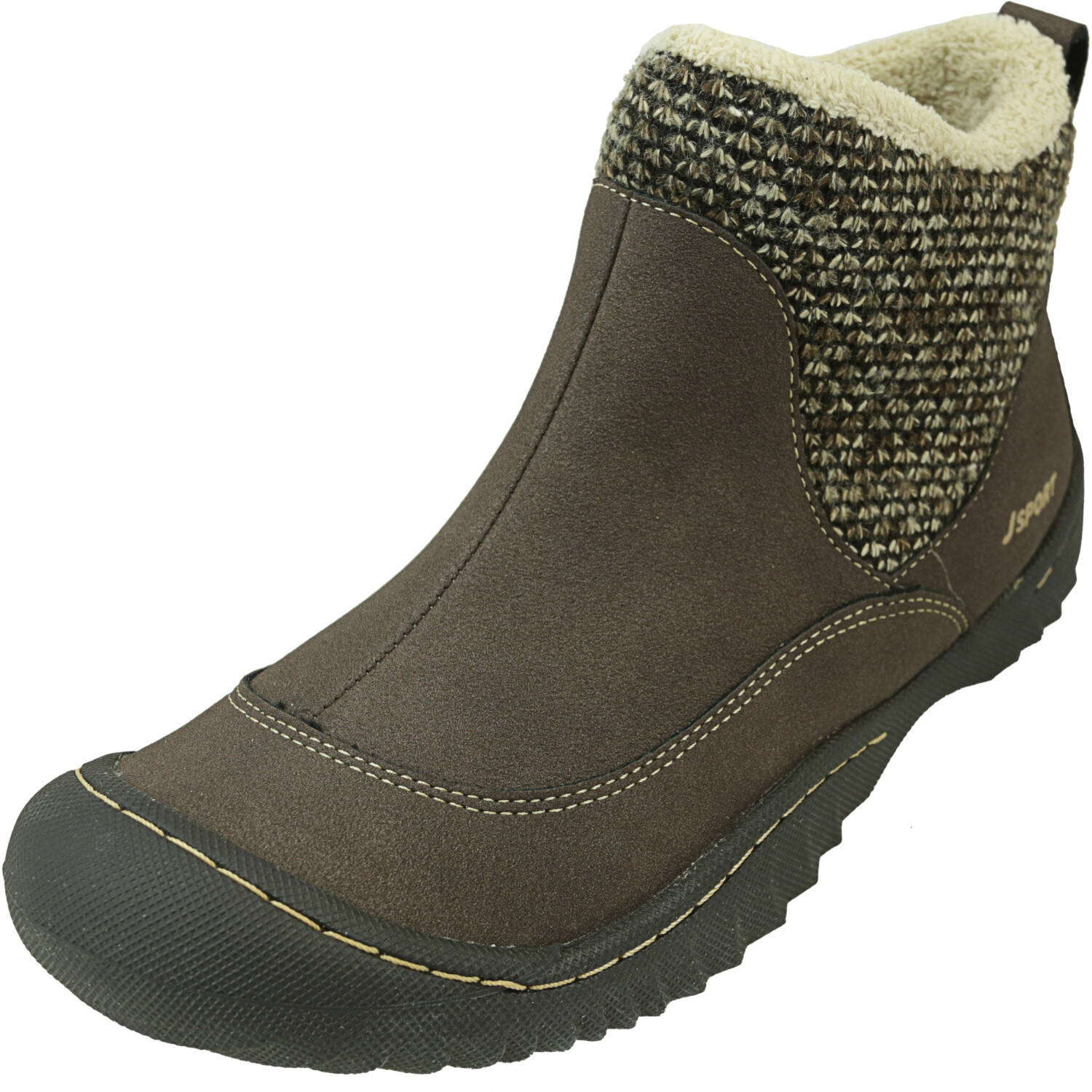 Jsport Women's Marcy Brown Ankle-High Boot - 7M