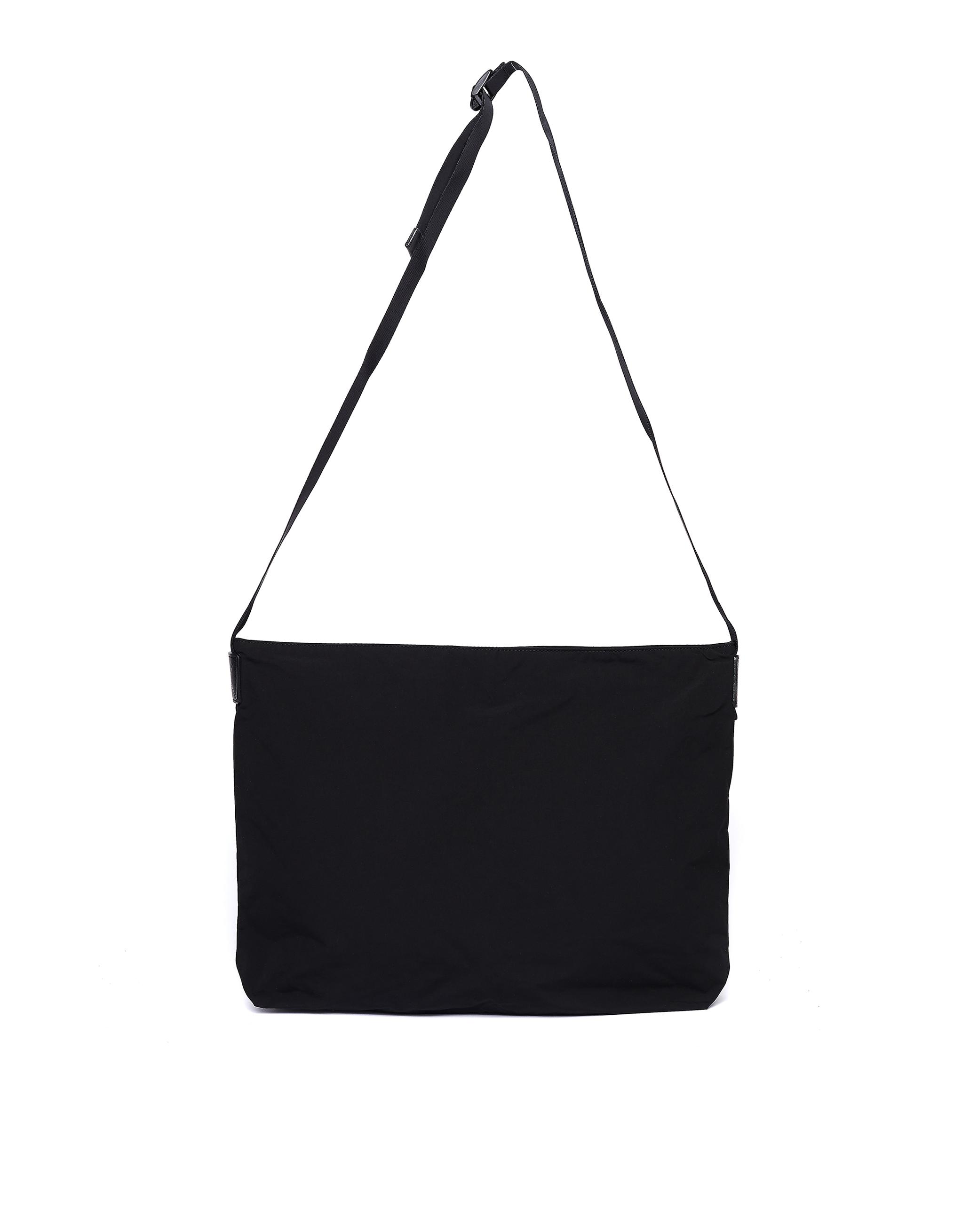 Hender Scheme All Purpose Shoulder Bag in Black Nylon