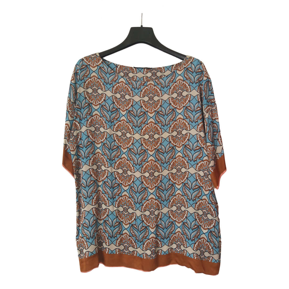 Seventy \N Turquoise  top for Women 42 IT