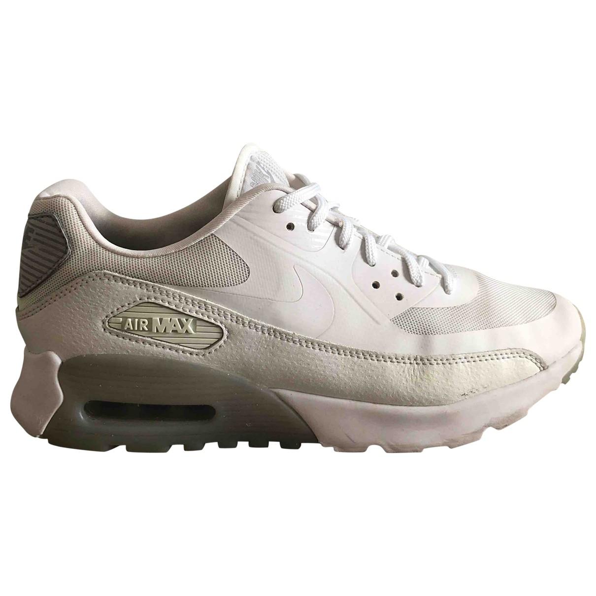 Nike - Baskets Air Max 90 pour femme - blanc