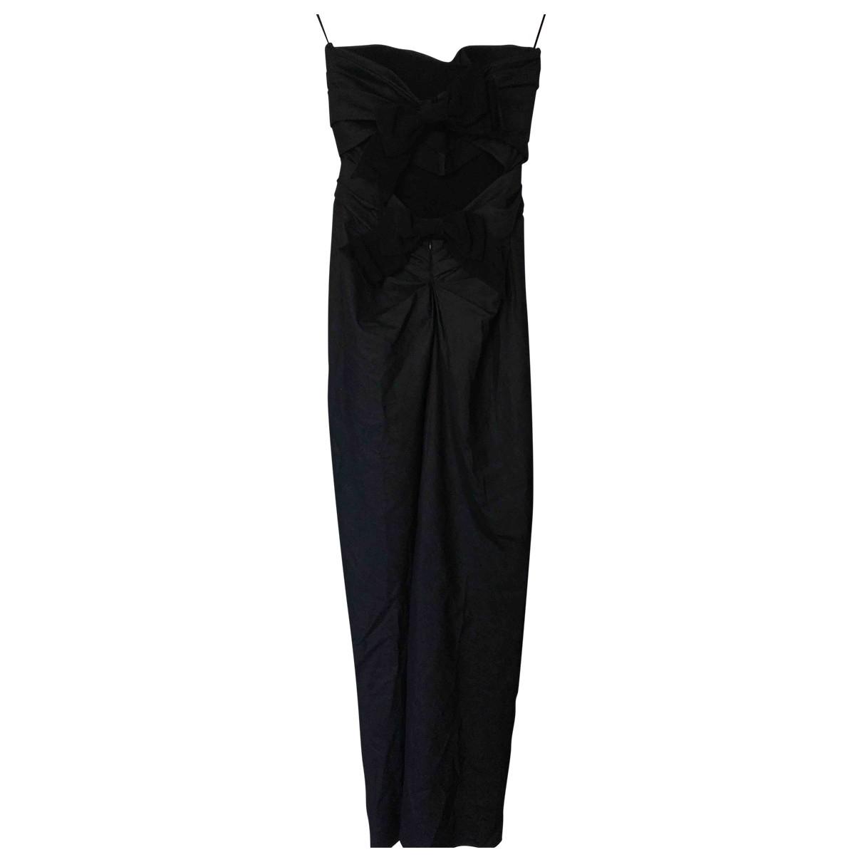 Moschino \N Blue Denim - Jeans dress for Women 40 IT