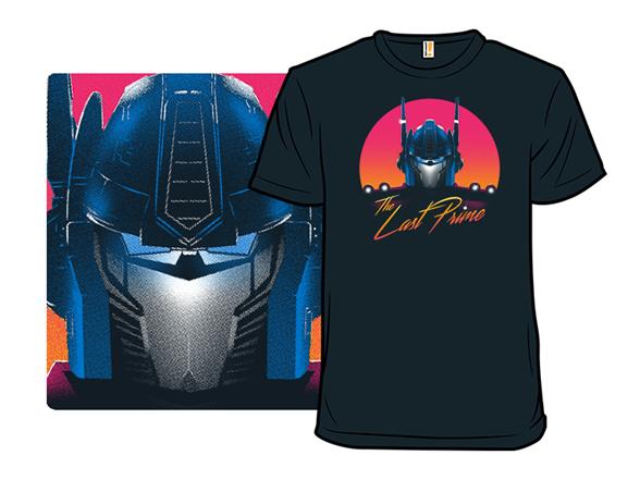 The Last Prime T Shirt