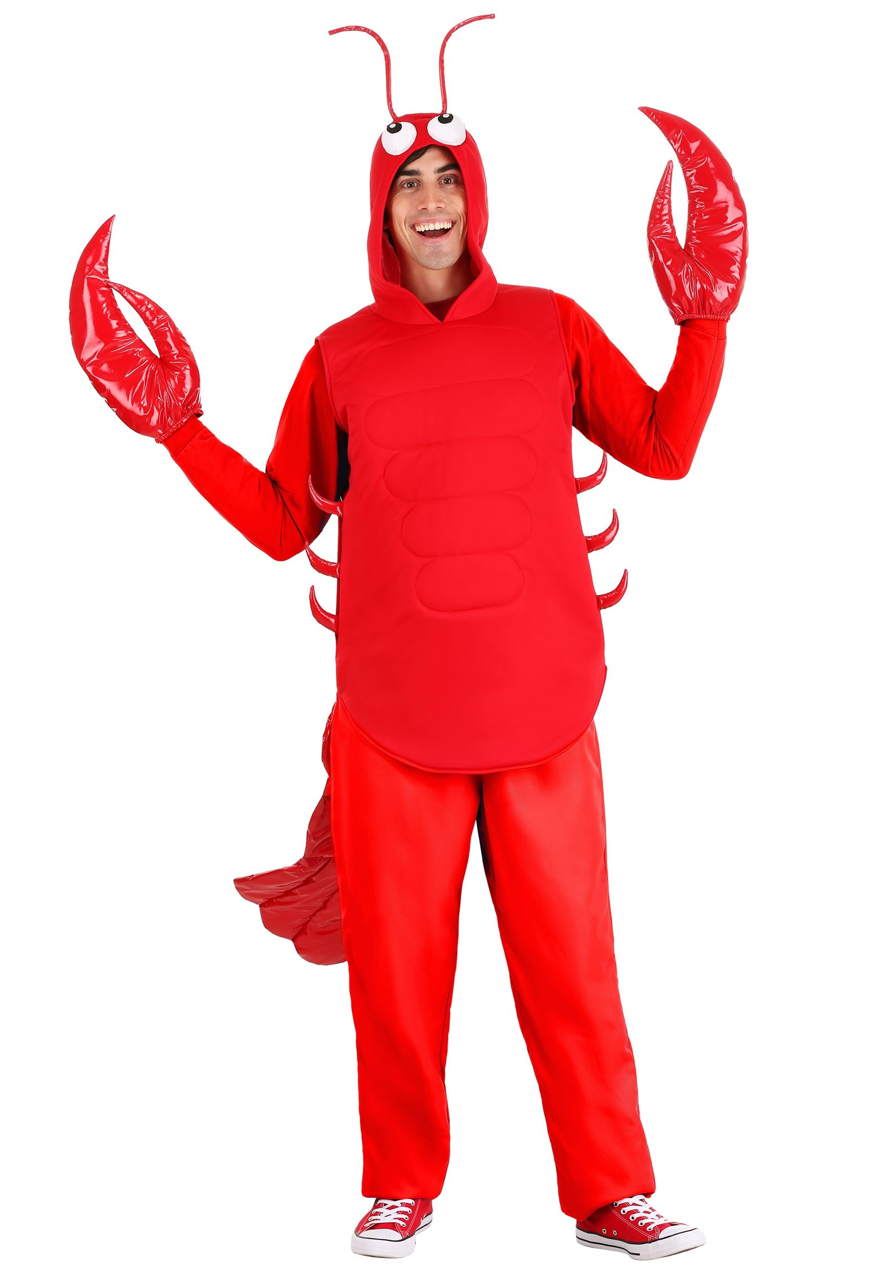 Fresh Lobster Adult Costume