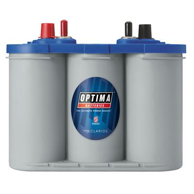 Optima Batteries BLUETOP Marine Battery Group D34M 750 CCA Top Post - 8016-103