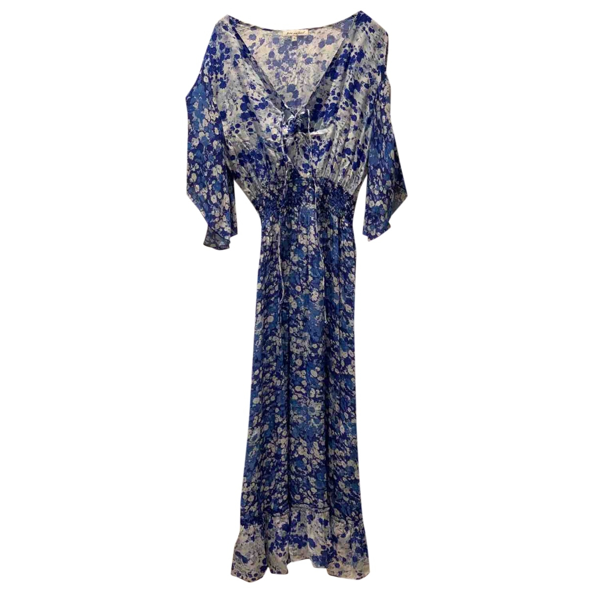 Lily And Lionel \N Blue dress for Women XS International
