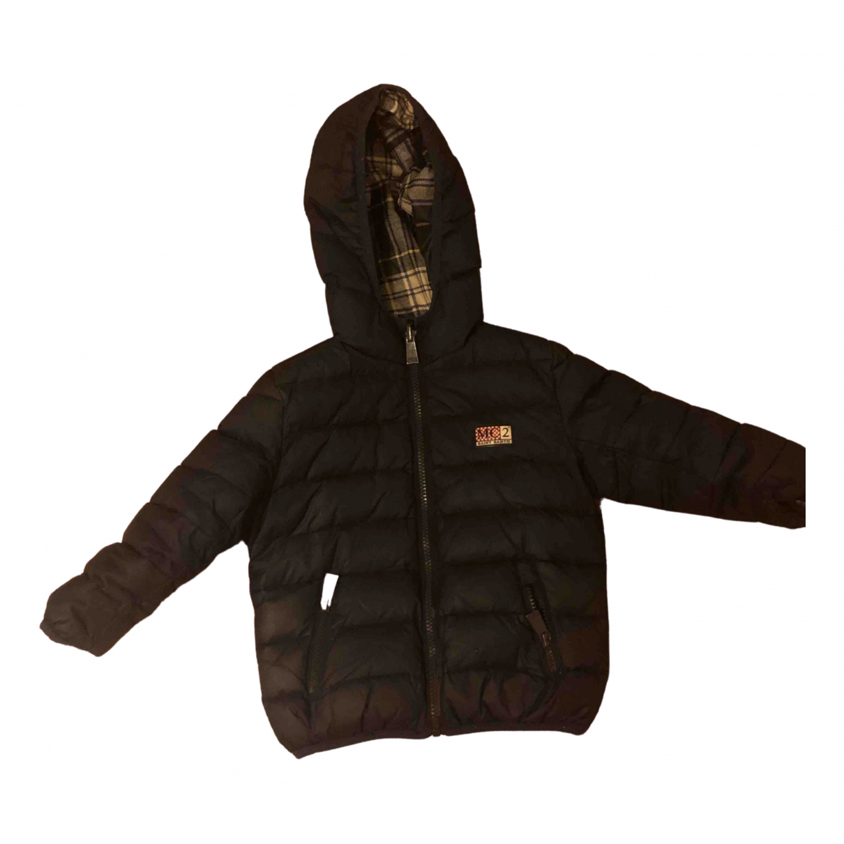 Mc2 Saint Barth N Blue jacket & coat for Kids 2 years - up to 86cm FR