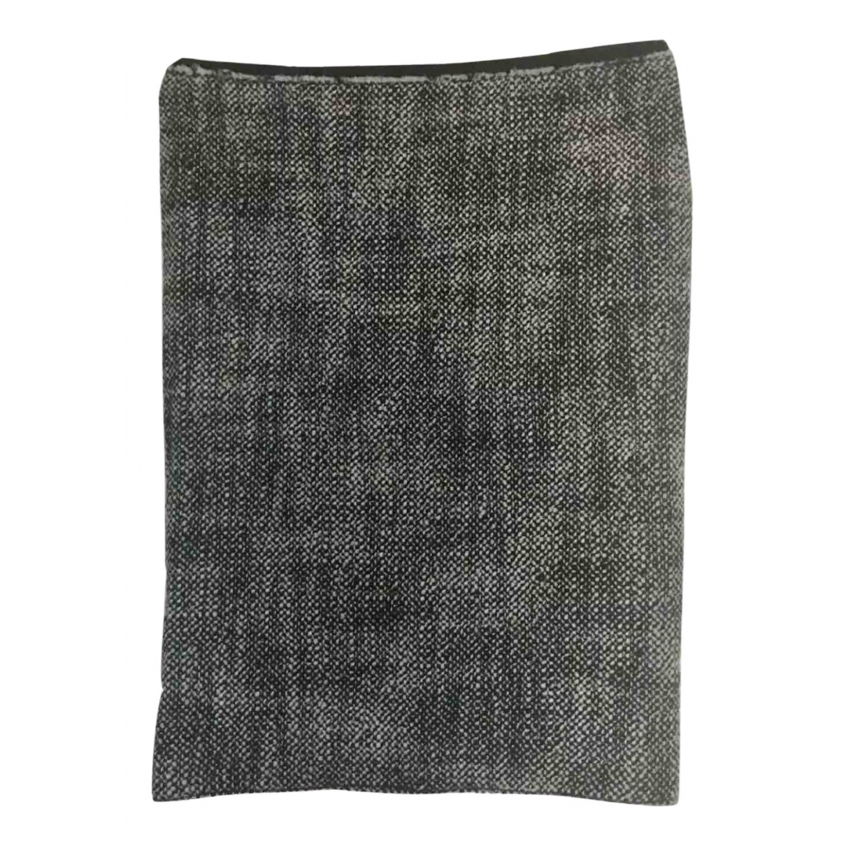 Philosophy Di Alberta Ferretti N Grey Wool skirt for Women 44 IT