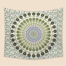 Tapisserie mit Mandala Muster