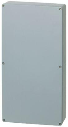 Fibox Euronord, Grey Aluminium Enclosure, IP66, IP67, IP68, 600 x 310 x 110mm